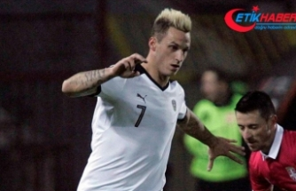 EURO 2020'de attığı gol sonrası ırkçı ifadeler kullandığı iddia edilen Arnautovic özür diledi