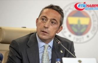 Fenerbahçe Kulübü Başkanı Ali Koç, yönetim kurulu aday listesini açıkladı