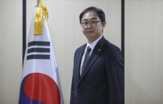 Güney Kore'nin Ankara Büyükelçiliğinden Kore Savaşı'na katılan gazi ve şehitlerin ailelerine 'Barış Madalyası'