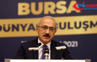 Hazine ve Maliye Bakanı Elvan: Kısa vadeli kazanımlar uğruna asla enflasyon hedefimizden kopmayacağız