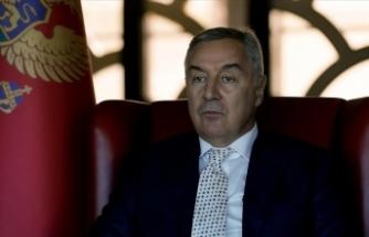 Karadağ Cumhurbaşkanı Djukanovic, Türkiye ile ekonomik ilişkilerin güçleneceğini söyledi