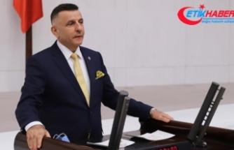 MHP'li Arkaz: Çocuklarımıza Kür Şad'dan Alparslan'a, Fatih Sultan Mehmet'ten Gazi Mustafa Kemal Atatürk'e kadar şanlı tarihimizi anlatmalıyız