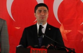 MHP'li Özdemir: MHP Türkiye'nin aydınlık geleceğine karanlık senaryolar içerisinde figüran olanlara izin vermeyecek