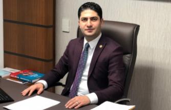 MHP'li Özdemir'den Ali Bayramoğlu'na tepki