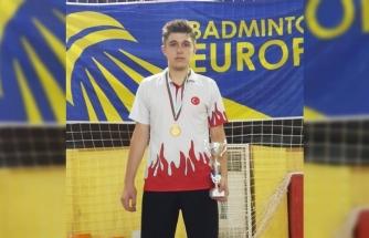 Milli Sporcu Hasan Berkay Günbaz'dan, Dünya Şampiyonası yolunda çifte zafer