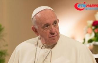 Papa: Kiliseler cinsel istismar olayları yüzünden krizde
