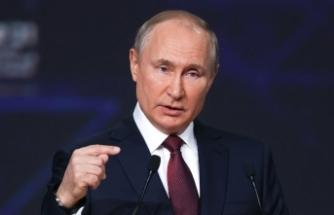 """Putin'den açıklama: """"Medya, Biden'ı farklı tasvir ediyor, diyalog sürdürmeye hazırım"""""""