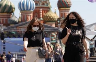 Rusya'da son 24 saatte 20 binden fazla Kovid-19 vakası görüldü