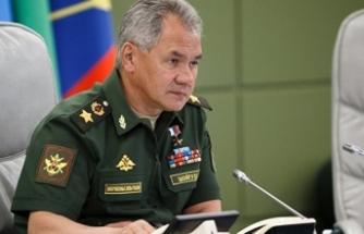 """Rusya Savunma Bakanı Şoygu: """"Afganistan'da NATO'nun çekilmesi sonrası sivil savaş çıkabilir"""""""