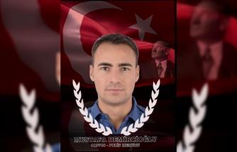 Siirt'teki kazada ağır yaralanan polis memuru hayatını kaybetti