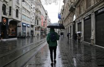 Trakya, İstanbul ve Kocaeli çevrelerinde sağanak bekleniyor