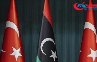 Türkiye'den üst düzey heyet NATO Zirvesi öncesi Libya'da