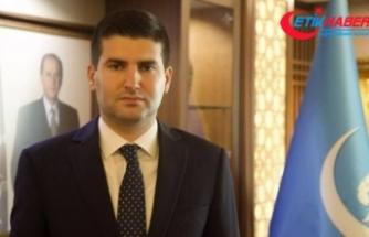 Ülkü Ocakları Genel Başkanı Yıldırım'dan Can Dündar'a tepki