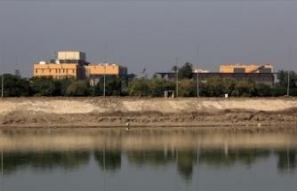 ABD'nin Bağdat Büyükelçiliğine roketli saldırı