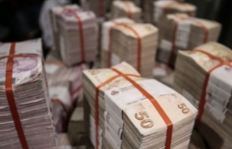Bankacılık sektörü kredi hacmi 19 Temmuz itibarıyla 3 trilyon 881 milyar lira oldu