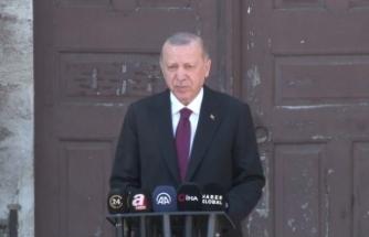 Cumhurbaşkanı Erdoğan: Çıkan yangınlarla ilgili soruşturma yoğun bir şekilde devam ediyor