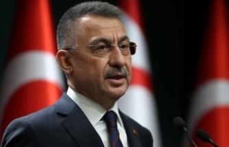 Cumhurbaşkanı Yardımcısı Oktay: Tunus'ta seçilmiş parlamentonun askıya alınıp hükümetin azledilmesi endişe vericidir