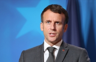 Fransa Cumhurbaşkanı, İsrail Başbakanından 'casus yazılım'la ilgili açıklama istedi