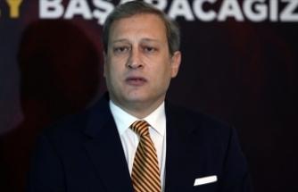 Galatasaray Başkanı Elmas: Panik hatalarla Galatasaray'ın geleceğini tehlikeye atmayacağız