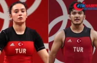 Halterde 2020 Tokyo Olimpiyat Oyunları'na iki Türk temsilcisi veda etti