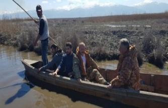 MHP'li Taytak: Eber Gölümüzün eski güzel günlerine kavuşması için elimizden geleni yapacağız