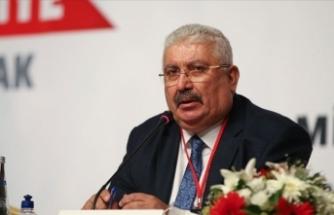 MHP'li Yalçın'dan Mustafa Akıncı'ya sert tepki: EOKA artığı!