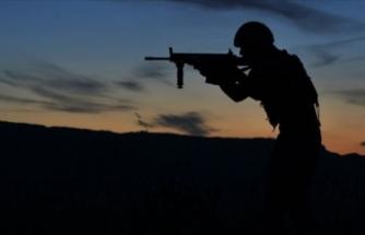 MSB: Fırat Kalkanı Harekatı bölgesinde iki asker şehit oldu