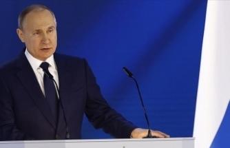 Rusya Devlet Başkanı Putin: ABD'nin dolar basması tüm küresel ekonomiyi etkiliyor