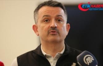 Tarım ve Orman Bakanı Pakdemirli: Yangınların sebebiyle ilgili çok yönlü soruşturma yapılıyor