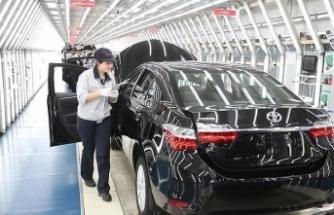 Toyota 'dünyanın en çok araç satan üreticisi' unvanını sürdürdü