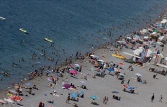 'Turizmin başkenti' 9 günde yarım milyondan fazla yabancı turist ağırladı