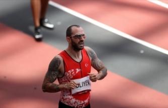 2020 Tokyo Olimpiyat Oyunları'nda milli atlet Ramil Guliyev yarı finale yükseldi
