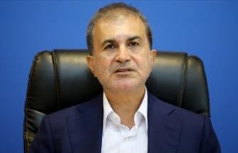 AK Parti'li Ömer Çelik: Fitne ateşiyle kardeşliğimizi yakmak isteyenlere müsaade etmeyeceğiz