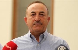 Dışişleri Bakanı Çavuşoğlu: Mücadeleyi hep birlikte verip, hep birlikte bunun üstesinden geleceğiz