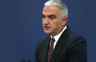 Kültür ve Turizm Bakanı Ersoy 'Ormanlarda yapılaşma yetkisi' ile ilgili iddialara yanıt verdi