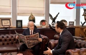 MHP Lideri Devlet Bahçeli: CHP, boşa kürek çekiyor