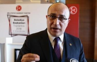 MHP'li Yönter'den Hasan Cemal'e tepki: Çok ucuza satılmış bir kalem