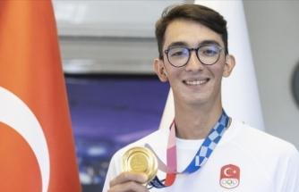 Olimpiyat şampiyonu Mete Gazoz: Altın madalyanın geleceğini 5 sene önce hissettim