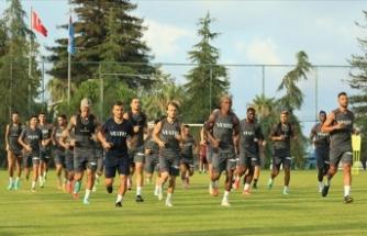 Trabzonspor, UEFA Avrupa Konferans Ligi'nde yarın Molde'yi konuk edecek