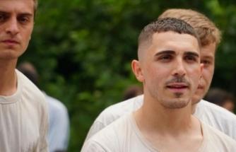 Trabzonsporlu futbolcu Abdülkadir Ömür TRT'nin 'İyi Ki Varsın Eren' filminde rol aldı