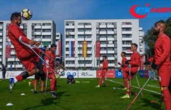 Ampute Milli Futbol Takımı Avrupa Şampiyonası'nda çeyrek finale yükseldi