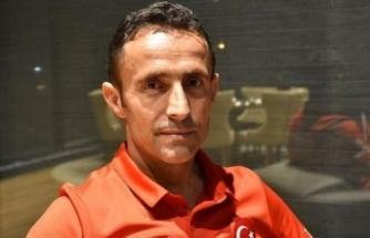 Ampute Milli Takım Teknik Direktör Osman Çakmak'tan Türk futbolseverlere çağrı