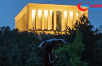 Ankara Valiliğinden kuvvetli yağış uyarısı