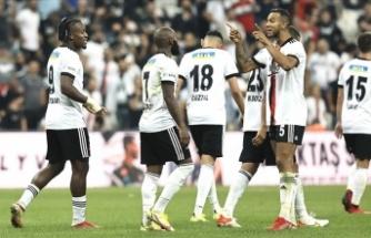 Beşiktaş, Süper Lig'de Antalyaspor deplasmanında