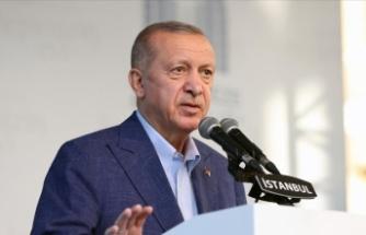 Cumhurbaşkanı Erdoğan: Bu ülkede kimsenin kendisini sahipsiz hissetmeyeceği bir sistem kurduk