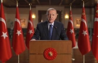 Cumhurbaşkanı Erdoğan: Ülkemiz iklim kriziyle mücadelede üzerine düşeni yapmaya devam edecek