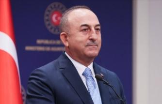 Dışişleri Bakanı Çavuşoğlu: Afganistan'a insani yardım göndereceğiz