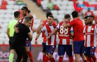 Fraport TAV Antalyaspor sahasında kazandı