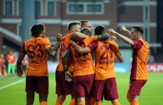 Galatasaray Alanyaspor'u konuk edecek