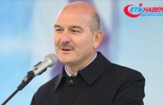 İçişleri Bakanı Soylu: 15 Temmuz sonrası ele geçen FETÖ'yle ilgili 2 milyon 600 bin materyalden 85 bin adet kaldı